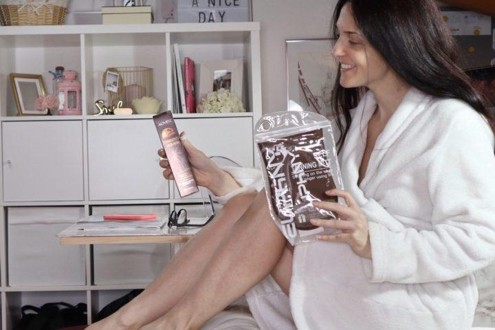 Come usare autoabbronzante a casa e ottenere una bella abbronzatura, Margaret Dallospedale