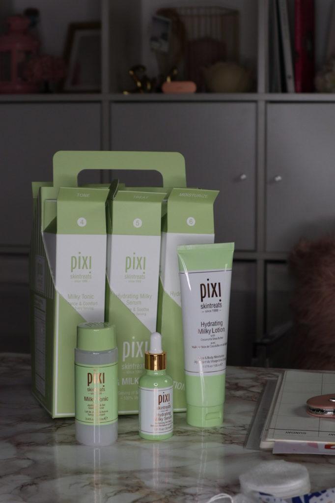 Vegan Skincare routine: arriva Hydrating Milky Collection di pixi skintreats