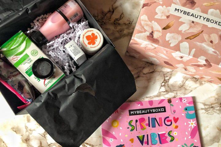 Spring vibes: My Beauty Box ci coccola anche nella quarantena