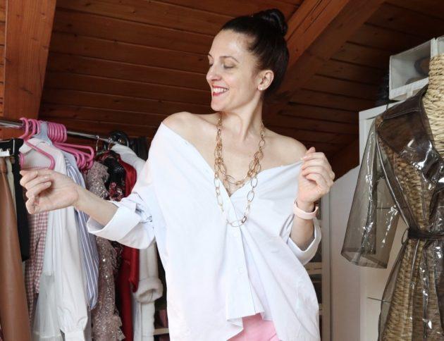 Come indossare una camicia? Ecco cinque modi diversi per abbinarla!, Margaret Dallospedale