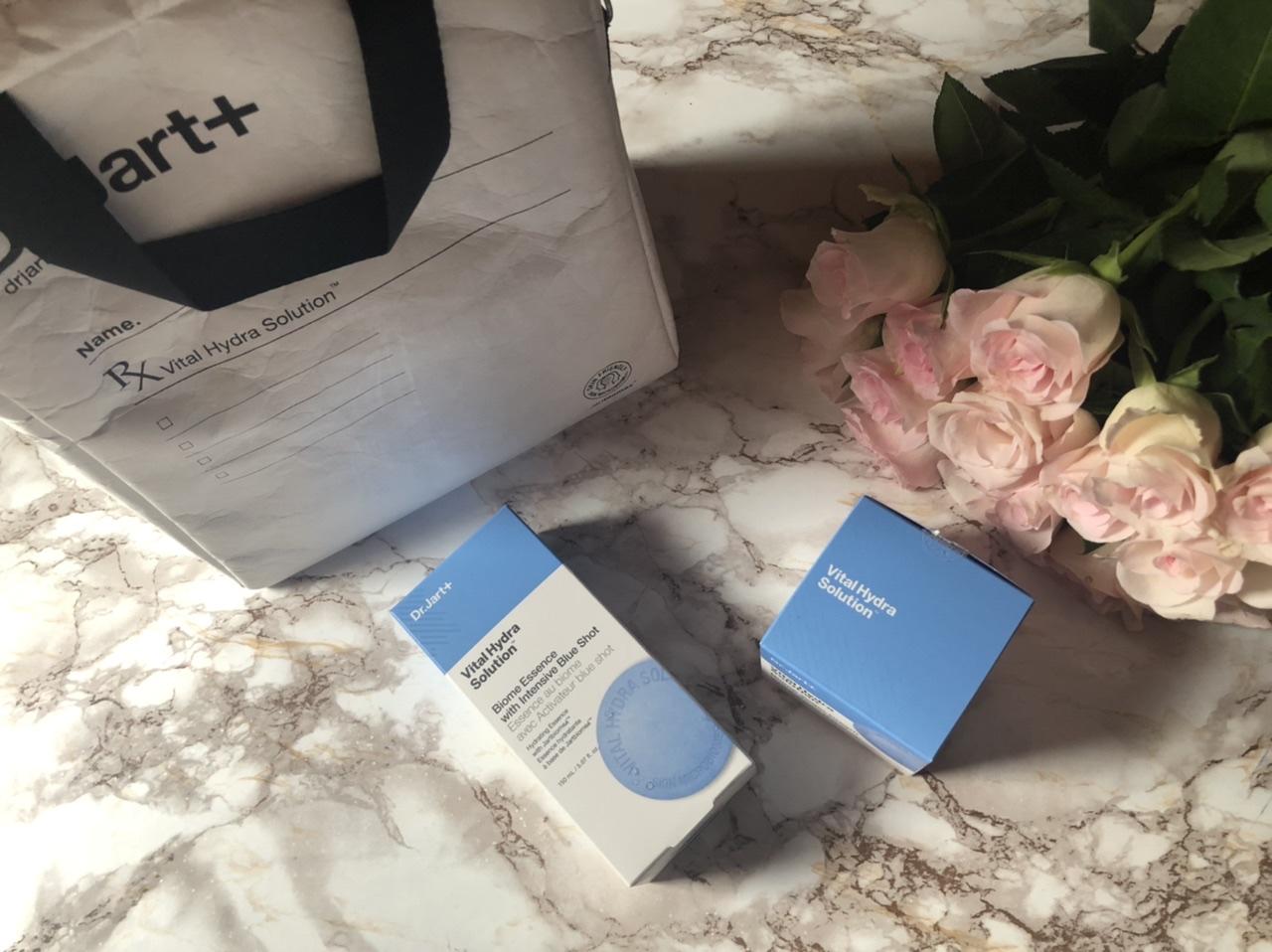 DrJart Vital Hydra Solution per ripristinare l'umidità della pelle