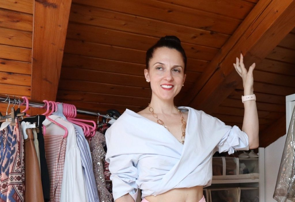 Margaret Dallospedale, Come indossare una camicia? Ecco cinque modi diversi per abbinarla!
