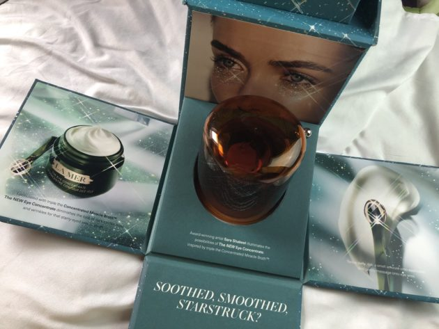 Nuovo the eye concentrate La Mer: trattamento ad assorbimento rapido