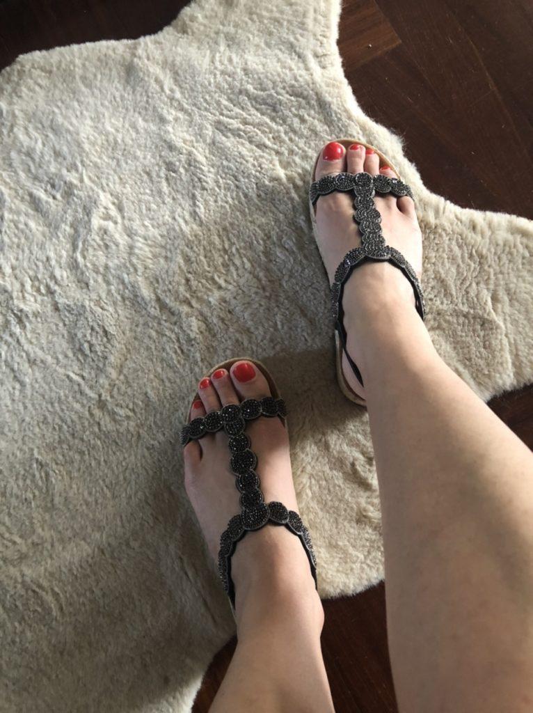 Sandali con piattaforma di Gardini Spirit? Ecco come abbinarli