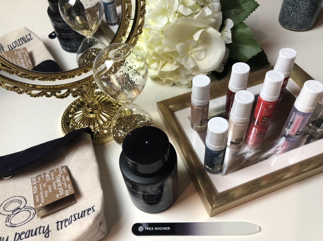 Yves Rocher smalti: Ecco tutto ciò che vi occorre per una manicure perfetta