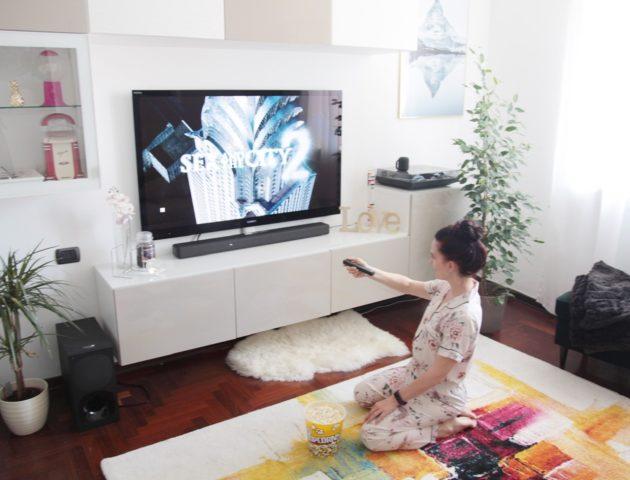 Soundbar Sony HT-G700: come avere un effetto cinema anche a casa!