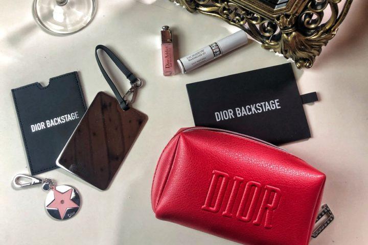 Dior accessori beauty: cosa non può mancare nel vostra borsa