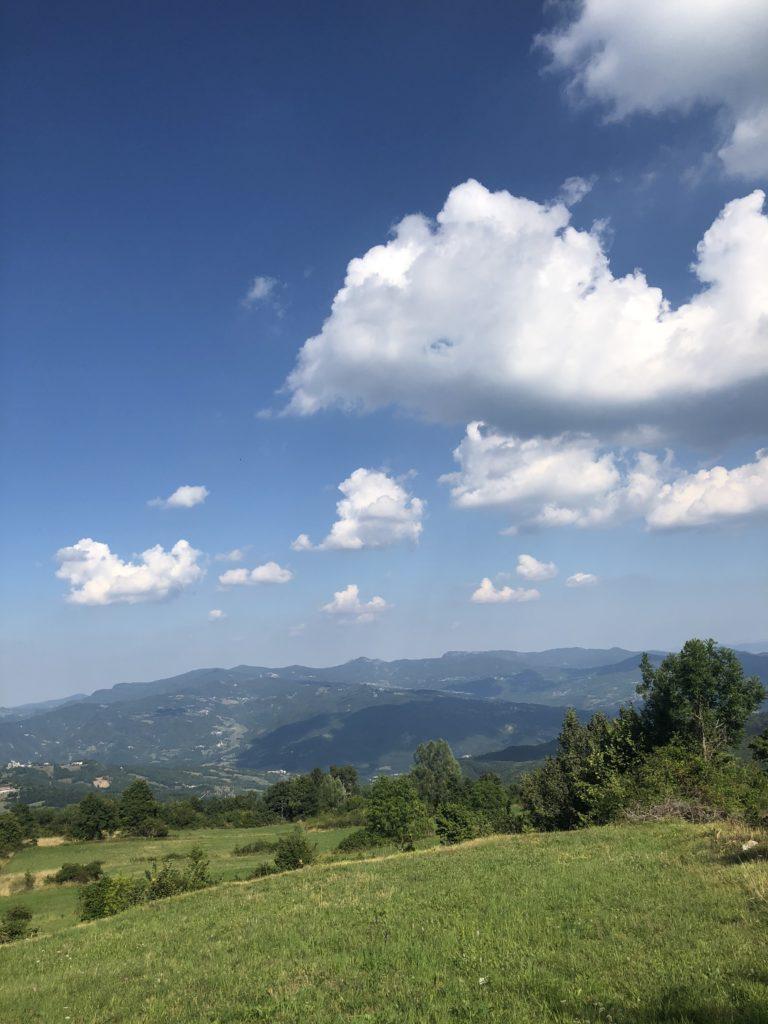 Nicelli Mareto: aria buona di collina e ottimo cibo piacentino