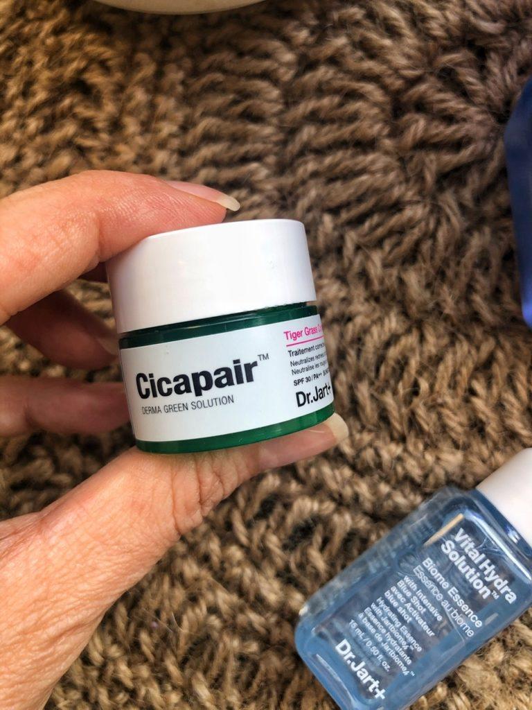 Travel kit di Dr Jart: gli essenziali skincare per la pelle del viso