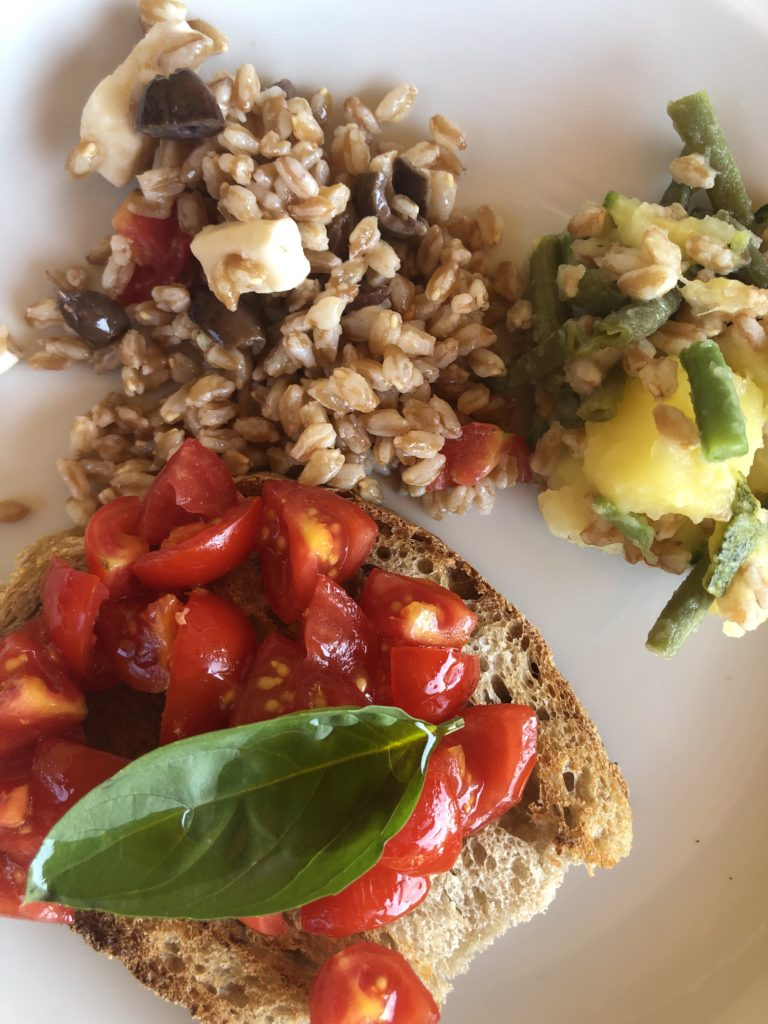 pranzo biologico