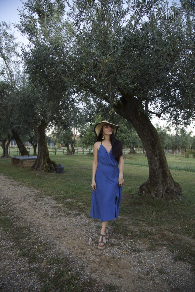 Long romantic dress: come indossarlo a fine estate