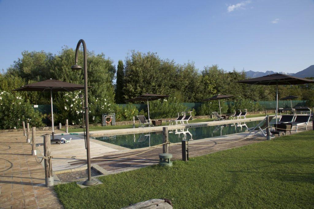 Olimagio, a beautiful country house in Versilia (Tuscany)