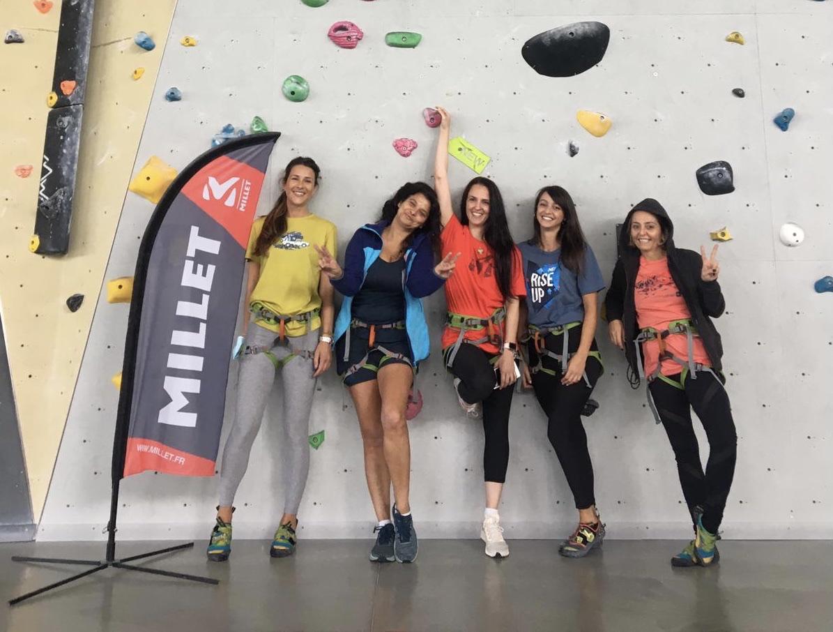 Climbing: arrampicata per la prima volta con l'abbigliamento giusto