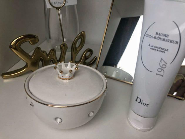 Nuovo Baume alla Camomilla Cica-Réparateur Dior per viso e corpo