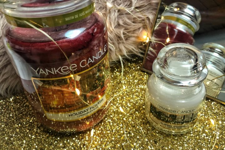 Collezione Magical Christmas Morning di Yankee Candle