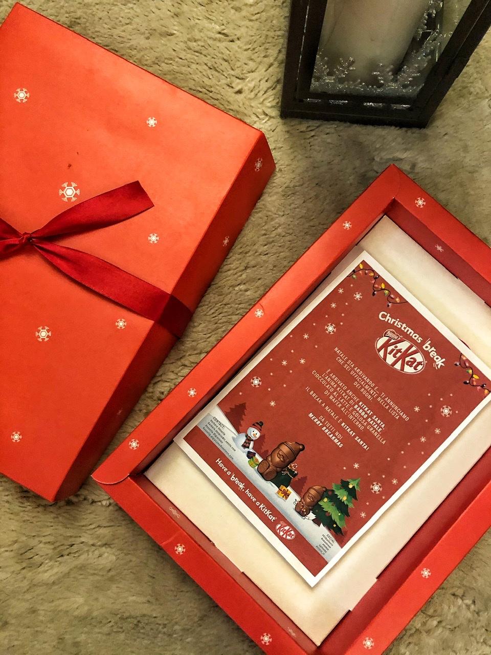 KitKat Santa: scopriamo l'anima KitKat di Babbo Natale