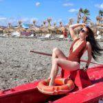 Margaret Dallospeale, Nova Siri: trovare il mare dei caraibi nella Costa Jonica della Basilicata