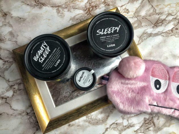 Lush Beauty Sleep: come conciliare il sonno con una dolce beauty routine