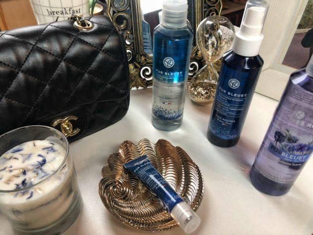 Pur Bleuet: la nuova linea cosmetica di Yves Rocher
