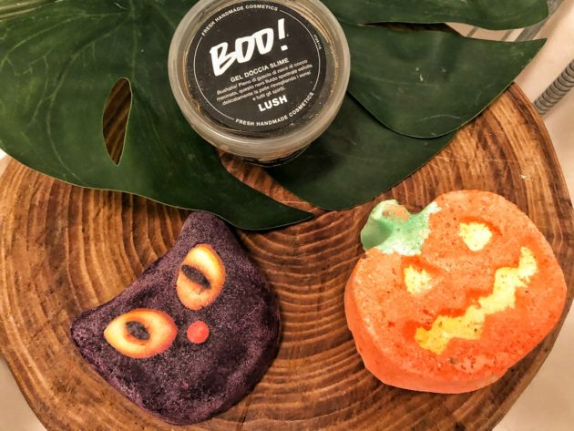 """Lush Halloween: tre prodotti da usare nella notte più """"paurosa"""" dell'anno"""