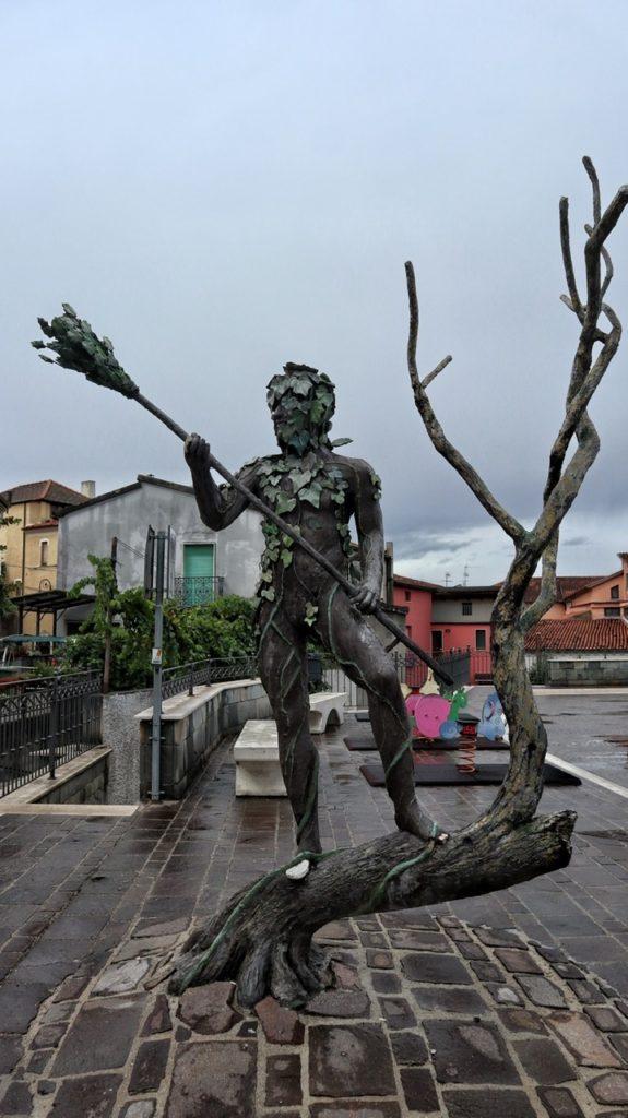 Satriano di Lucania: scopriamo il borgo più dipinto d'Italia