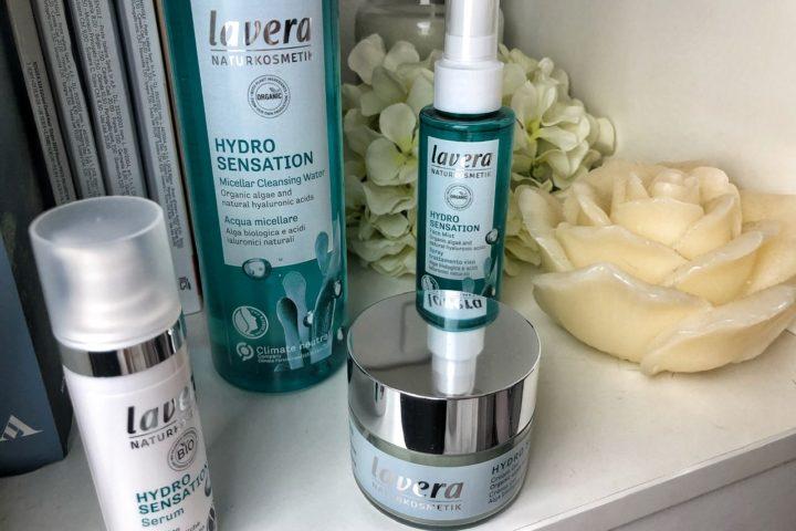 Hydro Sensation: la nuova linea di Lavera dedicata all'idratazione della pelle