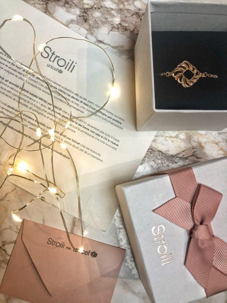 Stroili Unicef: gli speciali biglietti natalizi per sostenere School on the box
