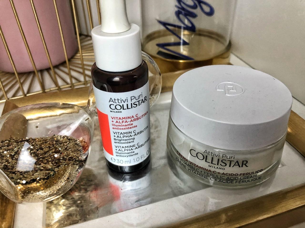 Attivi Puri Vitamina C: la novità skincare di Collistar beauty