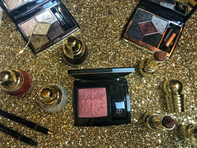 Golden Nights: Collezione Holiday 2020 di Dior Make-up