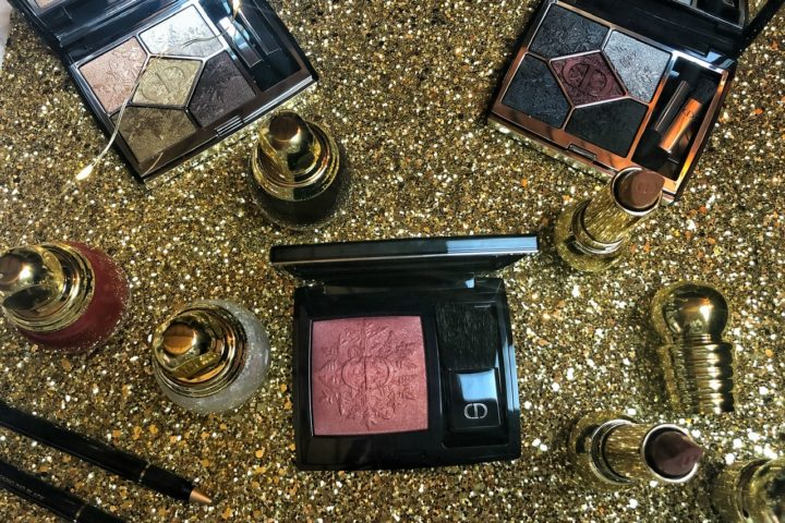 Golden Nights: Collezione Holiday 2020 di Dior Make-up