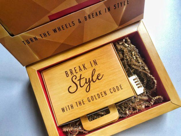 KitKat Gold Caramel: Ecco come KitKat si veste di dorato!