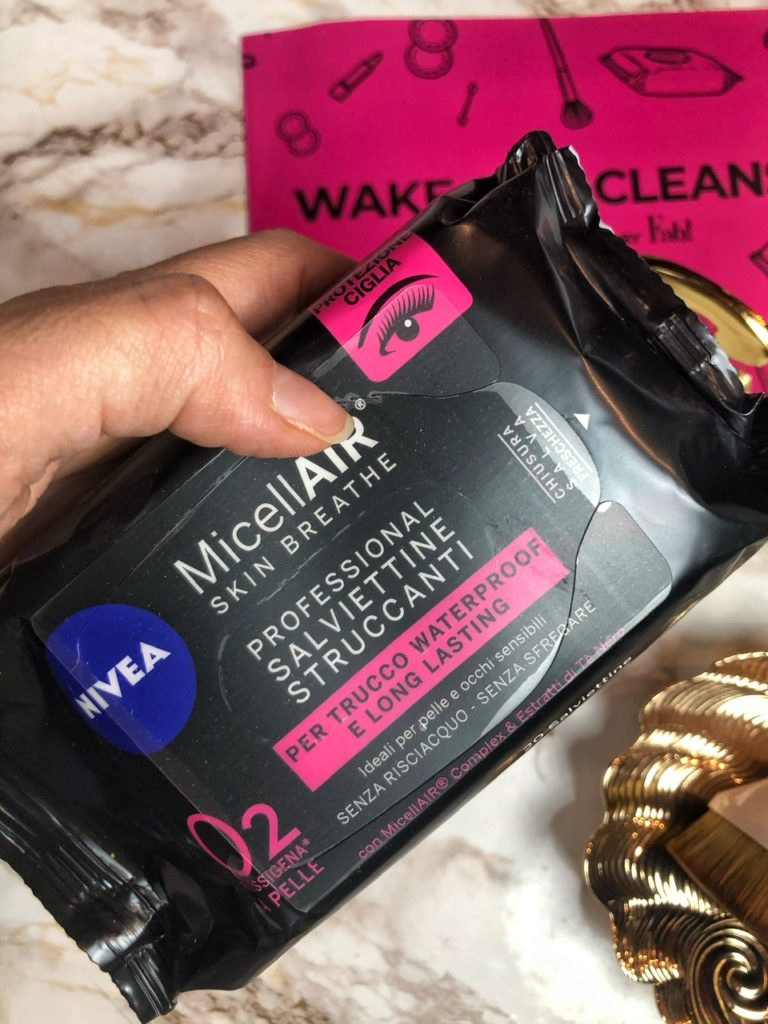 Wake and Cleanse: Special My Beauty Box By Fab