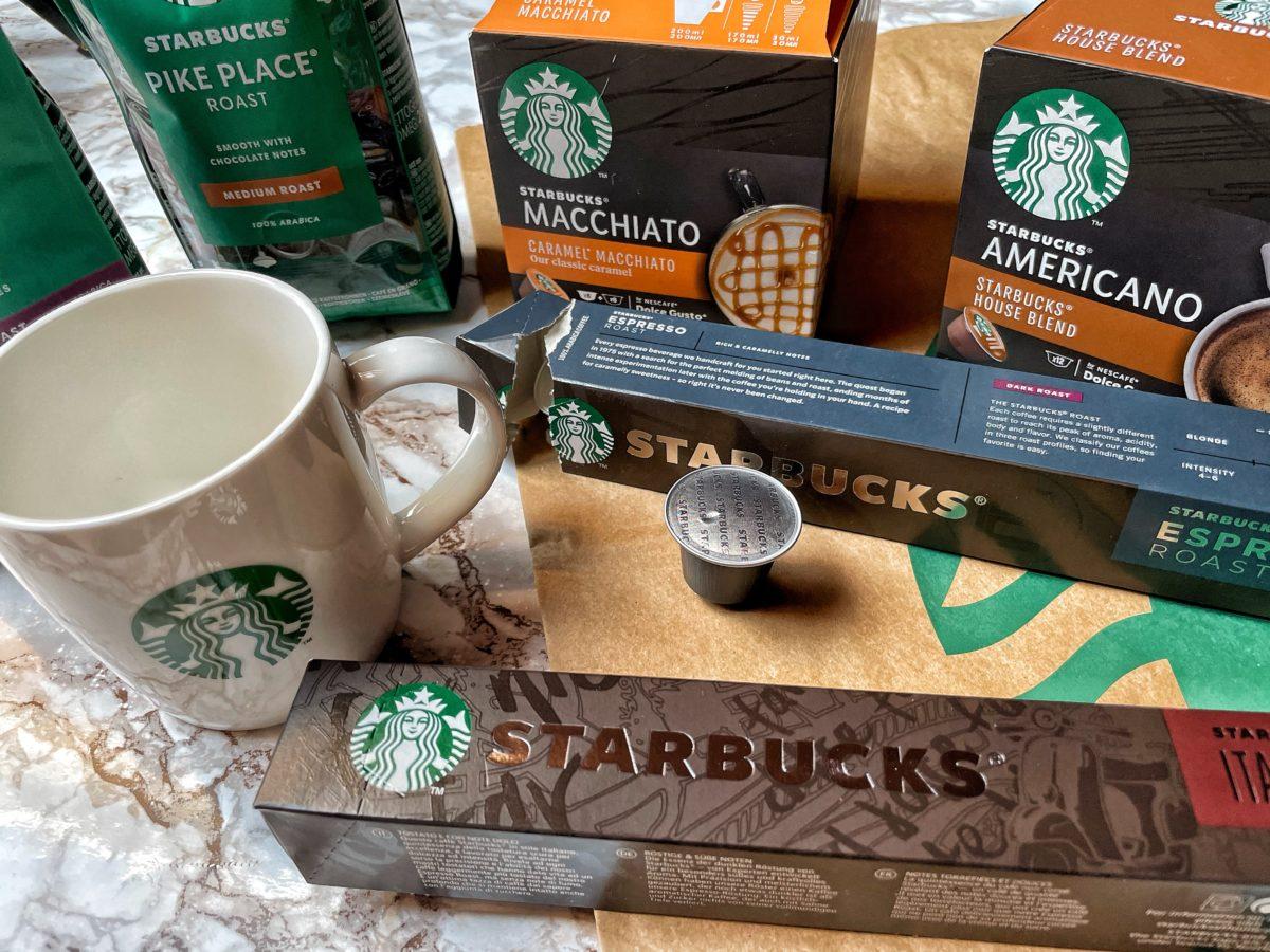 Starbucks at Home: il tuo caffè preferito anche a casa