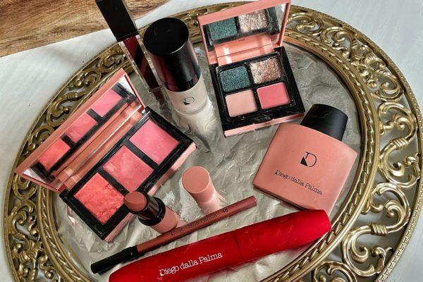 Collezione Blossom Ballet make-up di Diego Dalla Palma