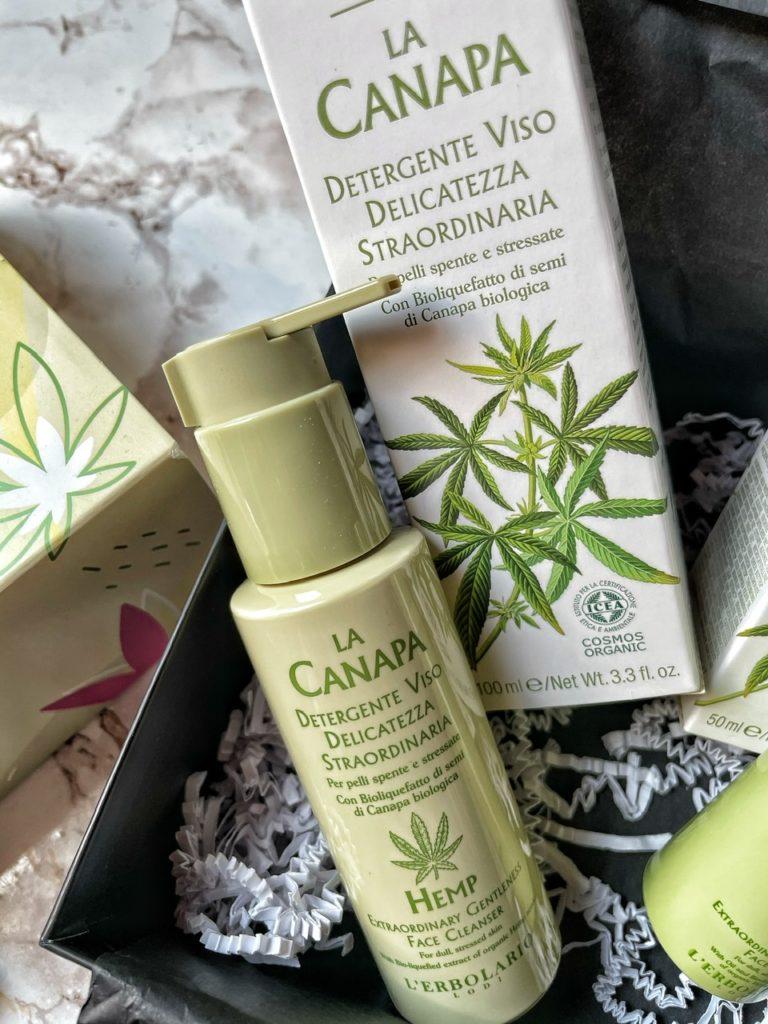 La Canapa! My Beauty Box presenta la nuova linea Erbolario