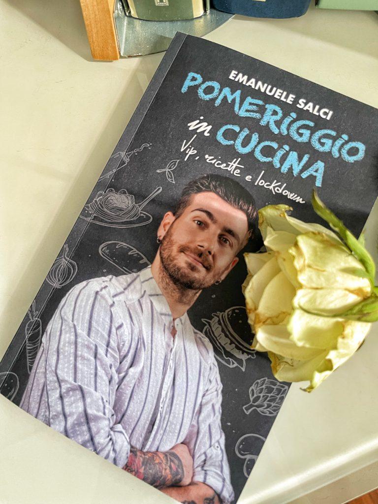 Pomeriggio in cucina con Emanuele Salci (Vip, ricette e lockdown)