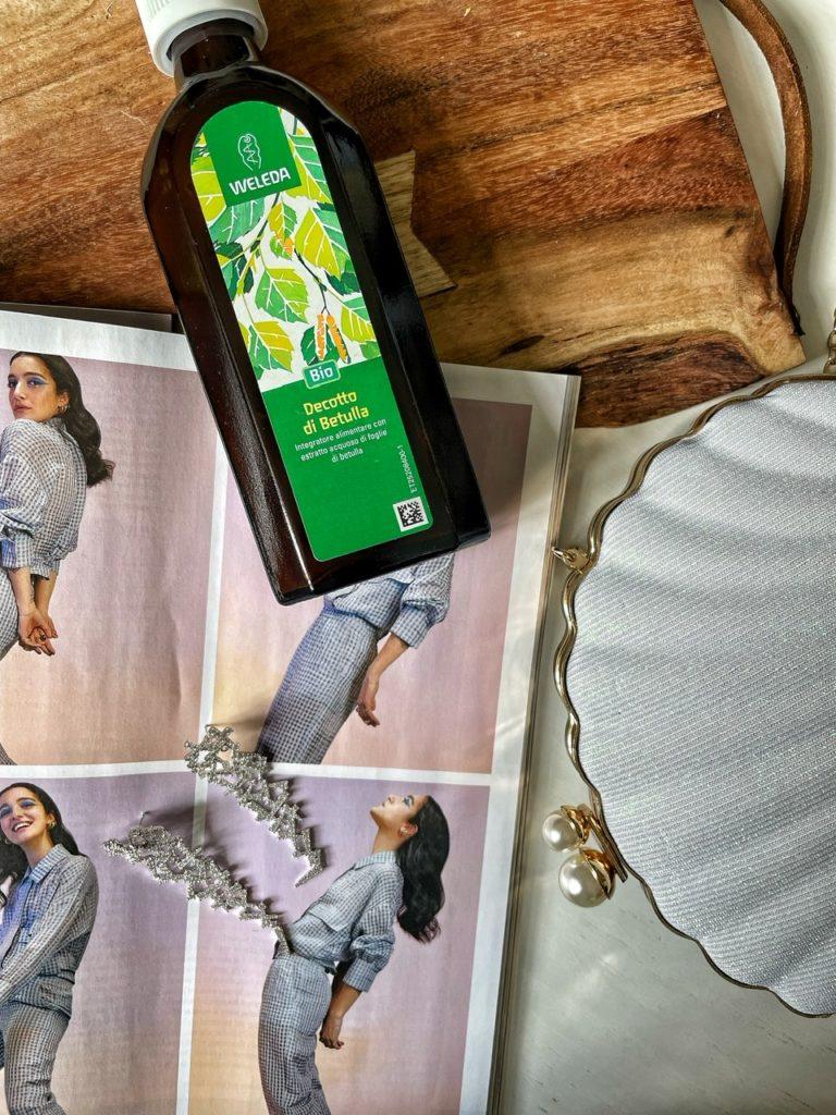 Decotto di Betulla: integratore alimentare a base di foglie di betulla