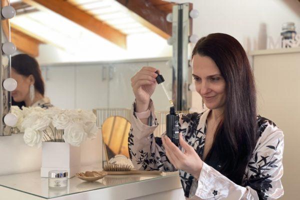 Miglior prodotto anti-caduta capelli! Lozione Hair Vigor di GrandElisir, Margaret Dallospedale
