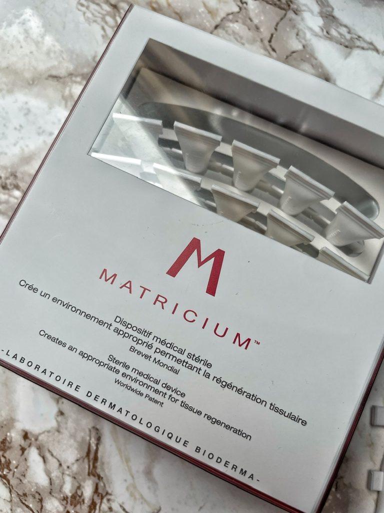 Matricium,  il trattamento di rigenerazione della pelle