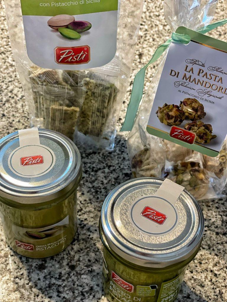 La pasta di mandorle con pistacchio di Sicilia, ecco la novità di Pistì