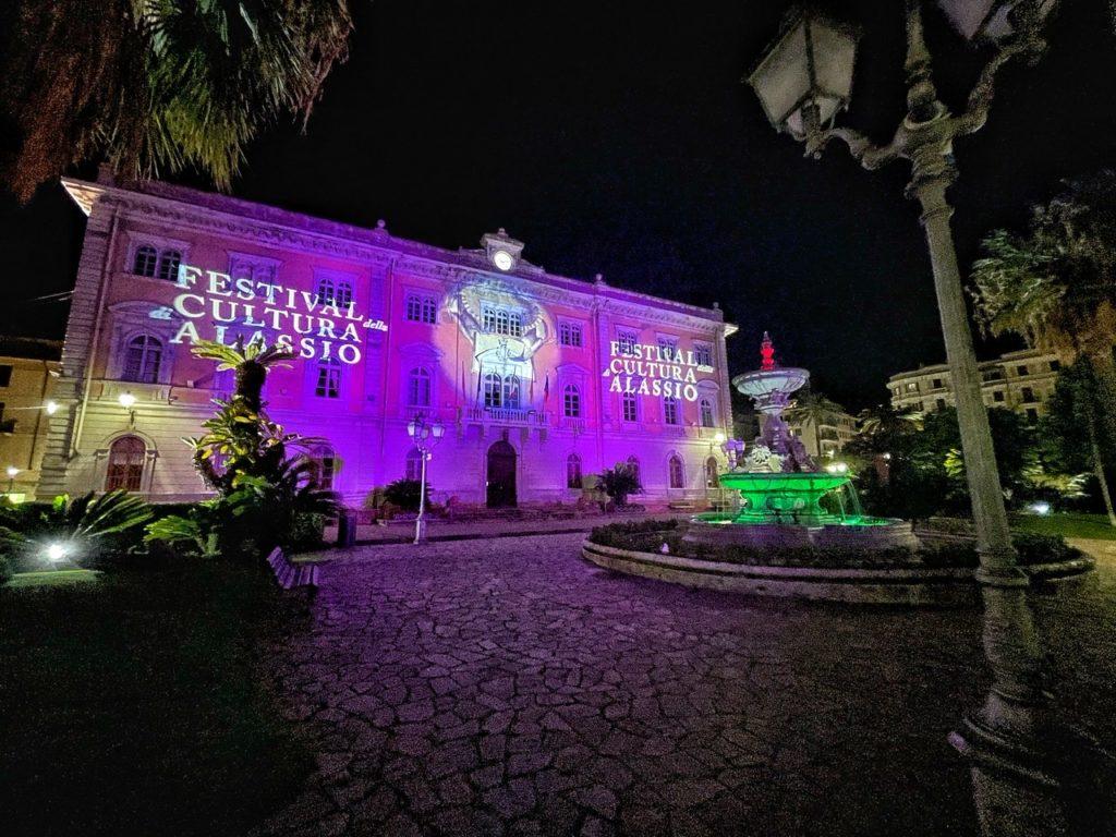 """Alassio Festival della Cultura dedicato al Premio """"Un Autore per l'Europa"""""""