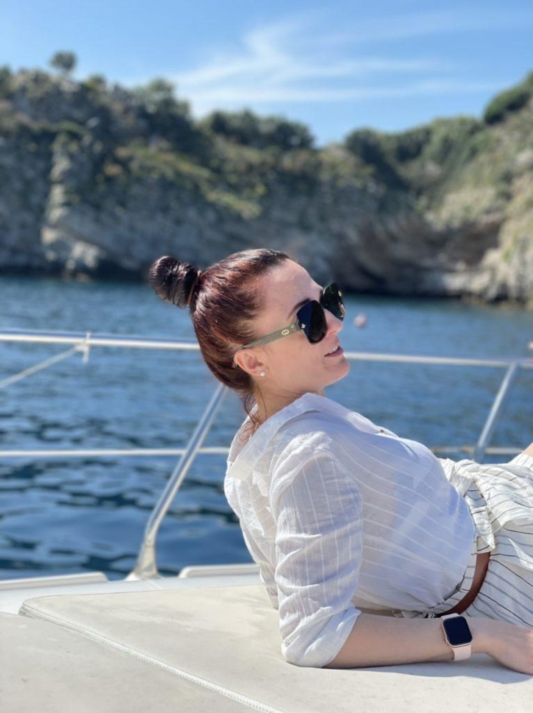 Cosa fare ad Alassio: Wave Walking e visita in barca dell'Isola della Gallinara