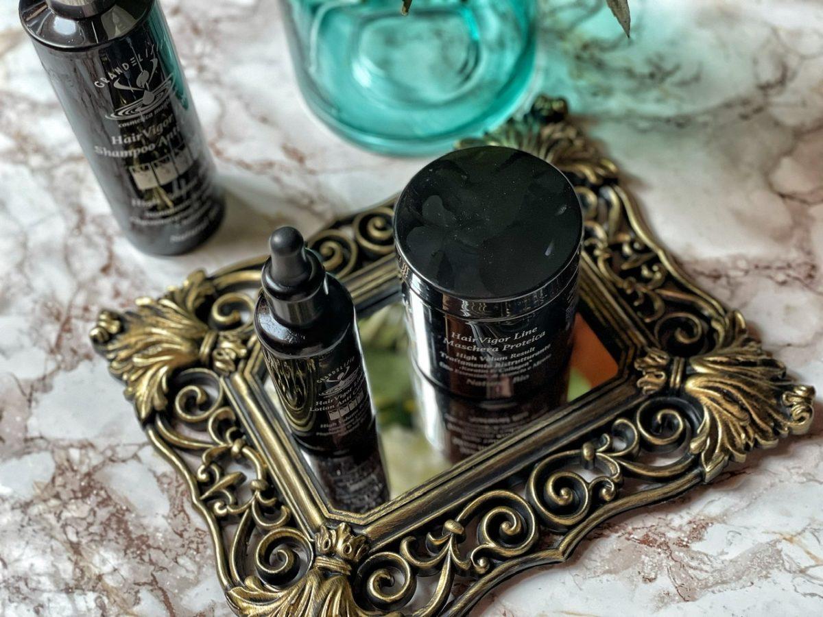 Hair Vigor: la linea dedicata ai capelli del marchio GrandElisir