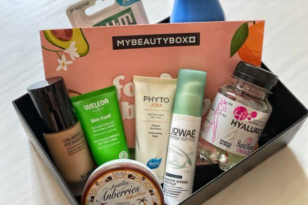 Beauty is food è la nuova MyBeautyBox della stagione primaverile