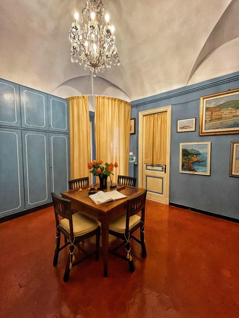 Casa d'Artista: la dimora di charme vista mare per un soggiorno da sogno