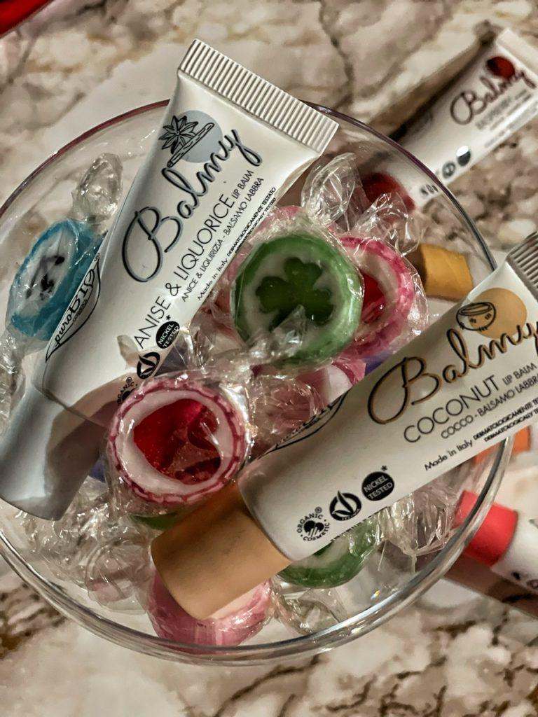Balmy, i nuovi balsami labbra di puroBIO Coosmetics