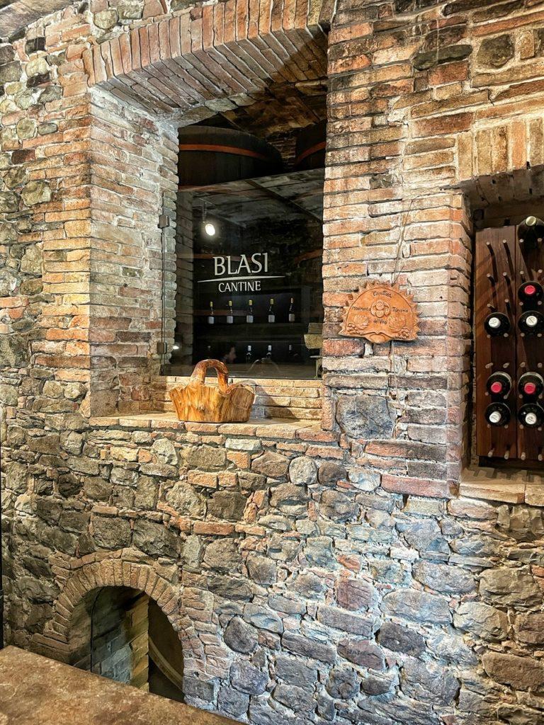 Cantine Blasi: storie straordinarie custodite nella graziosa Umbertide