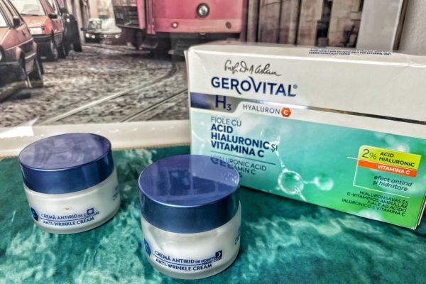 Gerovital H3 Hyaluron: trattamento d'urto con acido ialuronico