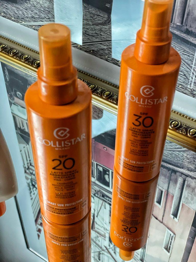Protezione solare Collistar: proteggere la pelle con i prodotti giusti