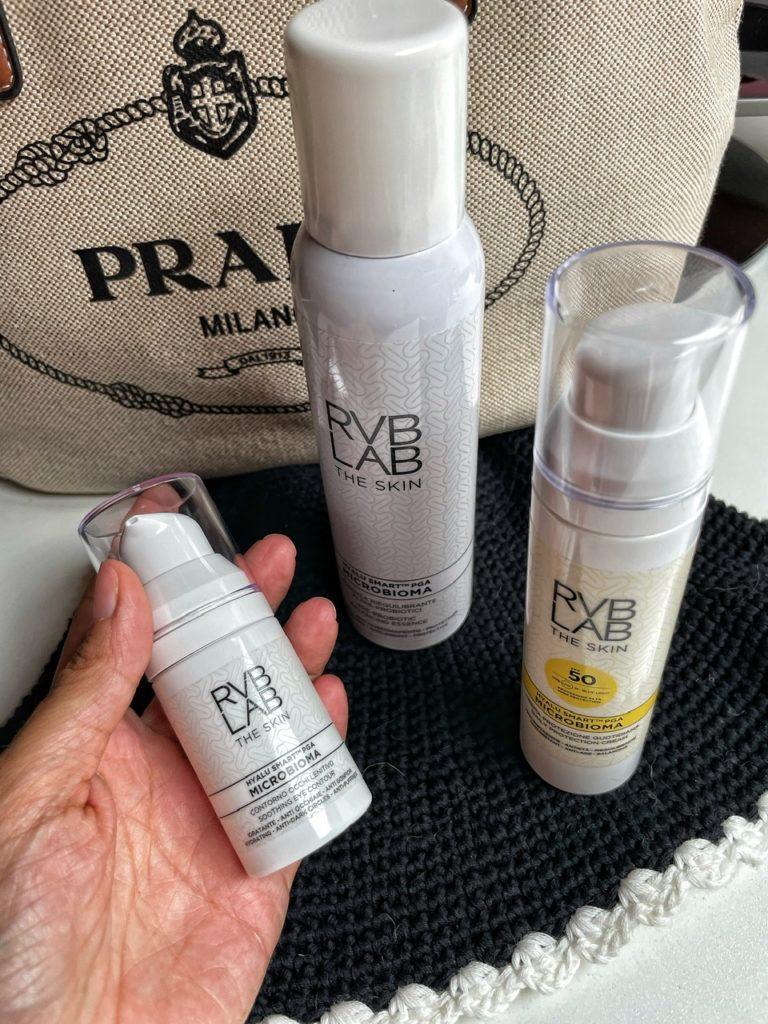 Summer Essentials RVBLAB: 3 prodotti skincare da avere nella beach bag
